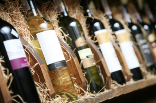 Food and wine delivered direct.